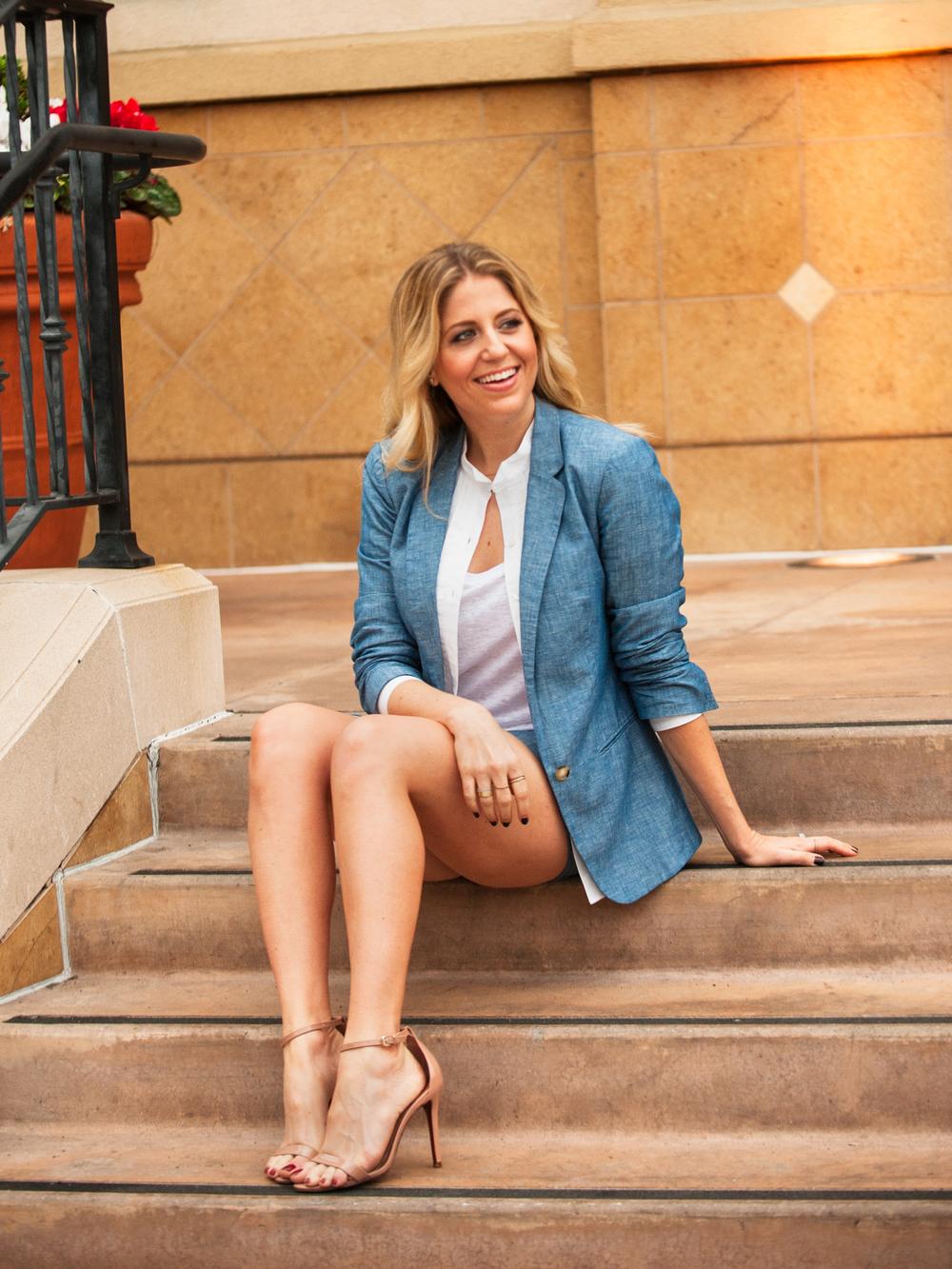 Lindsay Albanese, Celebrity Stylist   LOFT