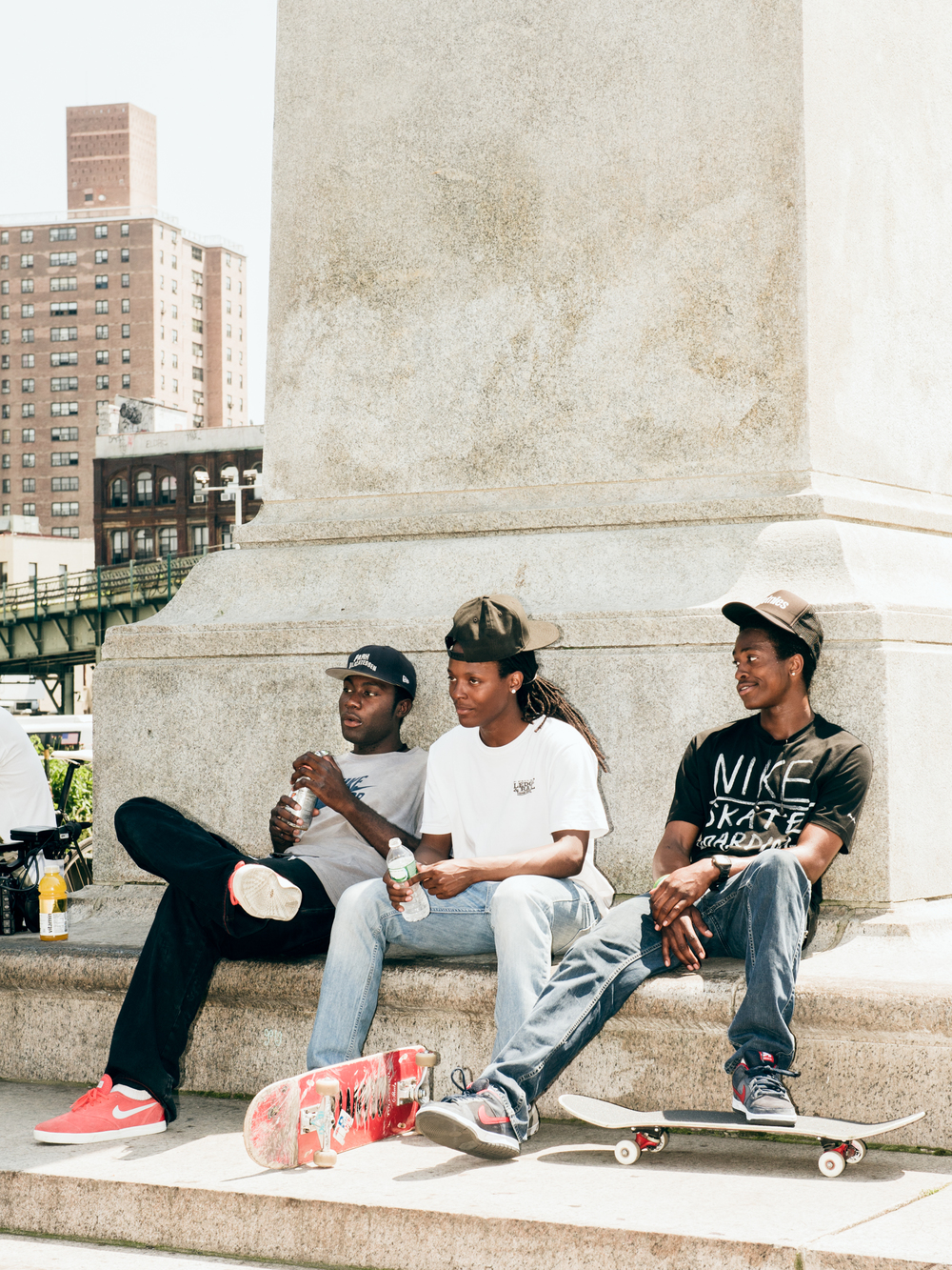 Go Skateboarding Day, New York  Nike