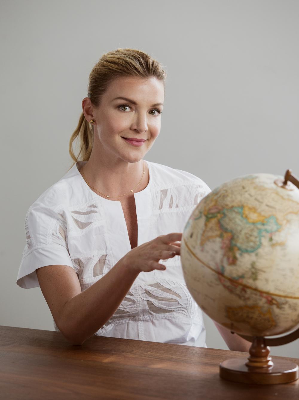 Kristy Caylor, Founder of Maiyet  Estée Lauder