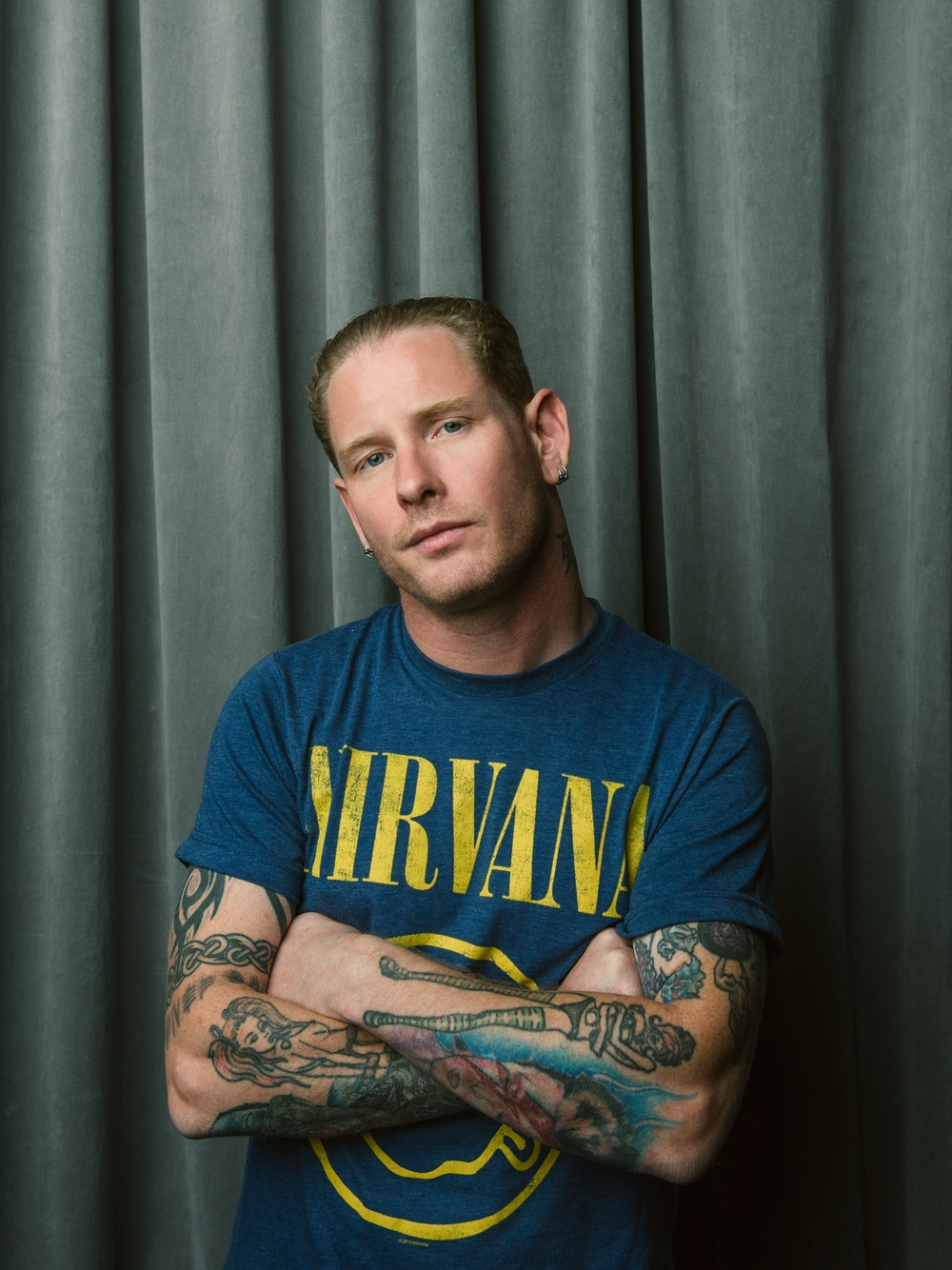 Corey Taylor, Lead singer of Slipknot   Google Play