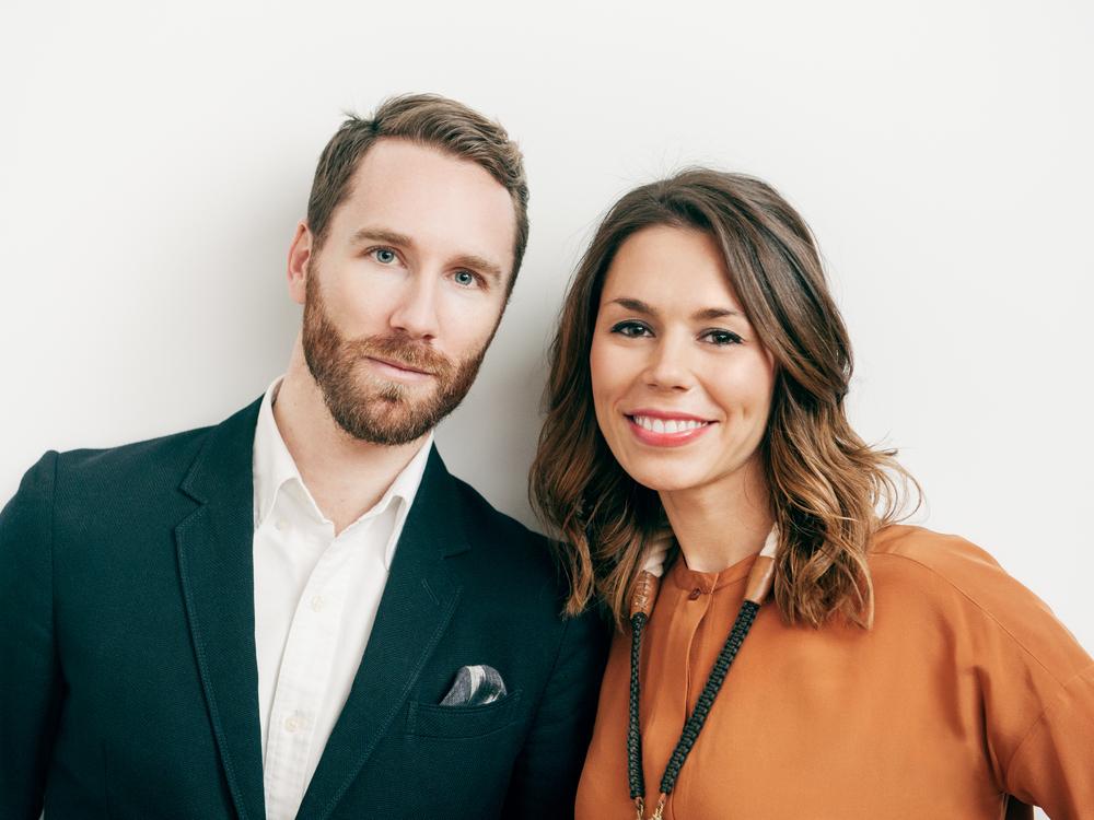 Joshua Greene & Katrina Hernandez, Hernandez Greene interior designers