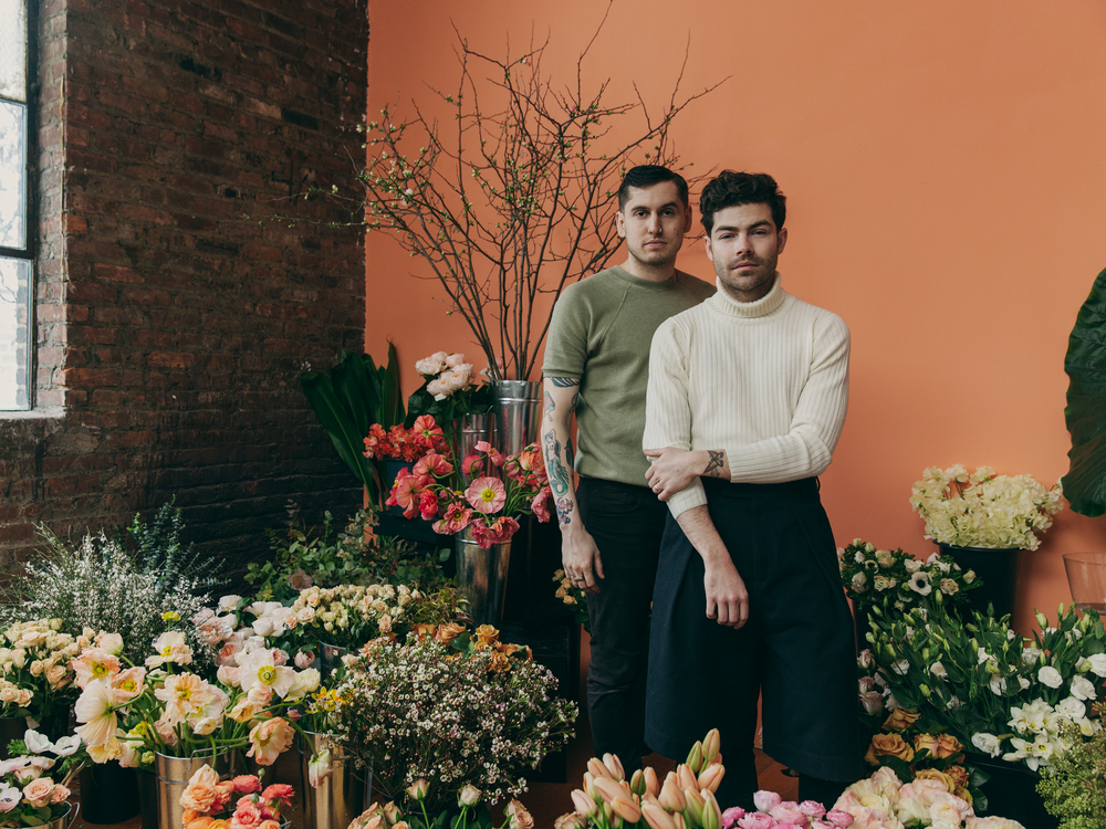 Darroch & Michael Putnam, Co-founders of Putnam Flowers