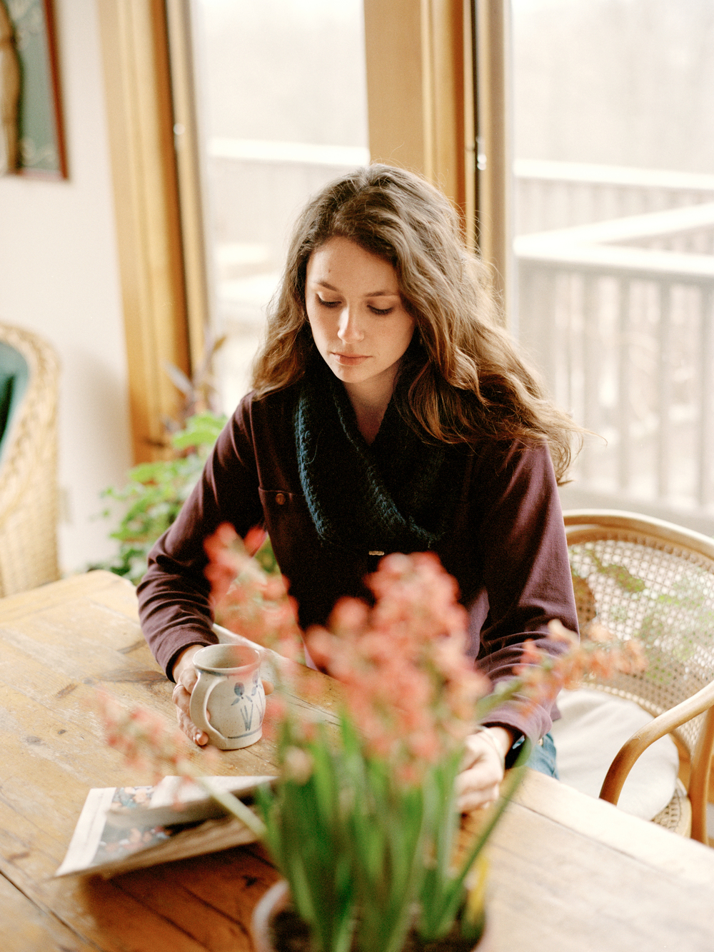 Molly Marquand,  Wilder Quarterly 's Horticultural Editor