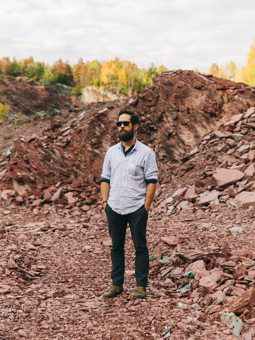 Brooklyn Slate Co. Quarry Upstate New York