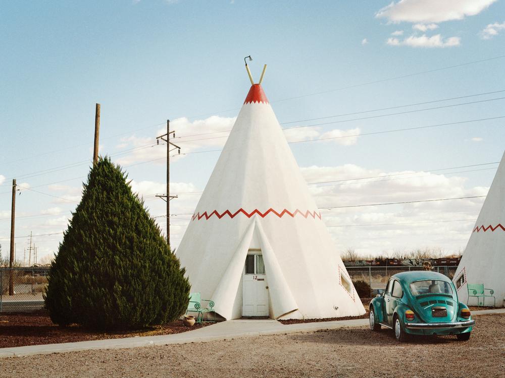 Wigwam Motel Holbrook, AZ
