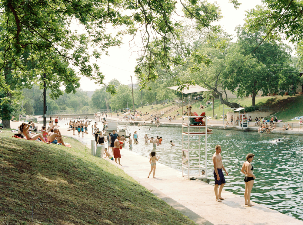 Barton Springs Pool Austin, TX