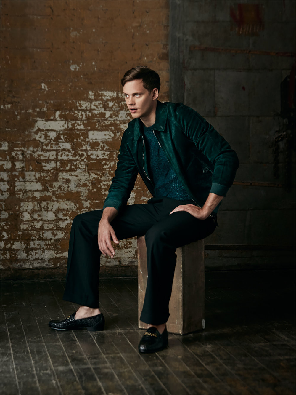 Bill Skarsgard, Actor  OUT Magazine