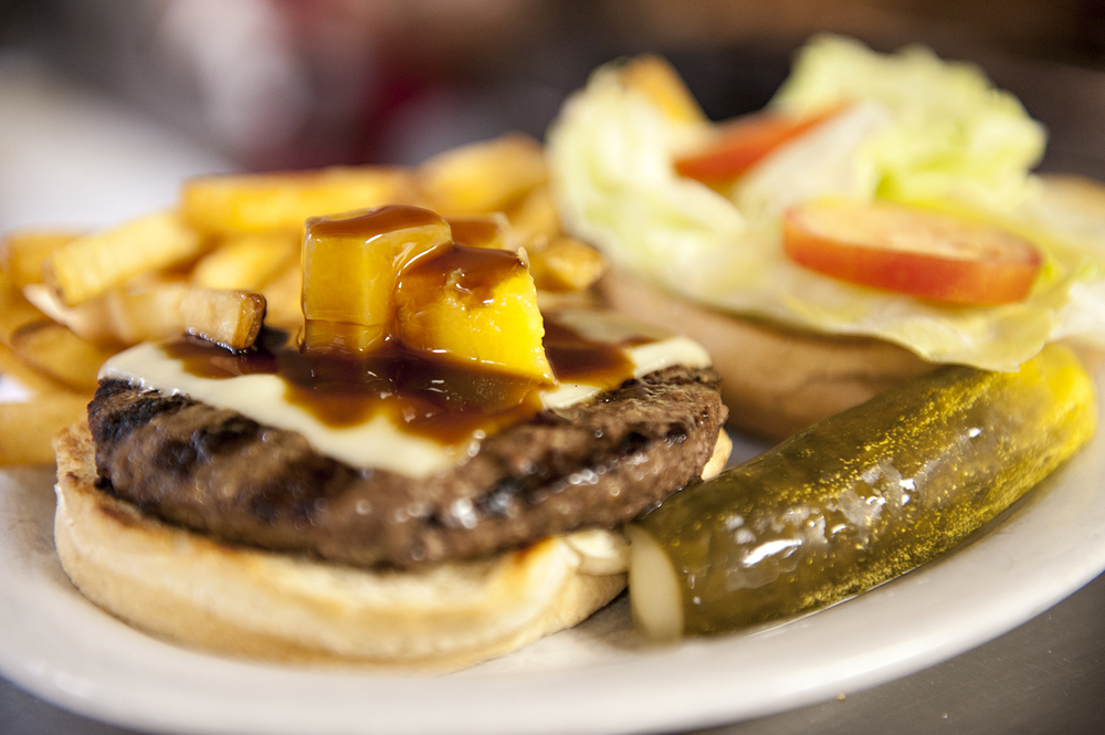 Burgers: Teriyaki Burger