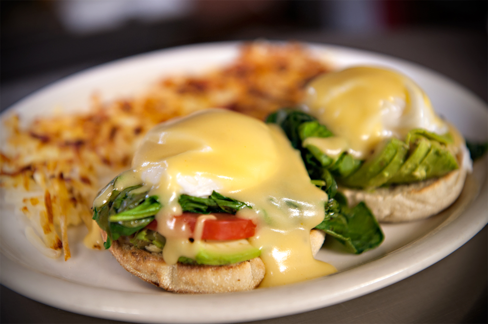 House Specialties: Eggs Florentine