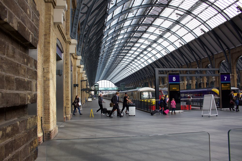 Kings Cross March 2016