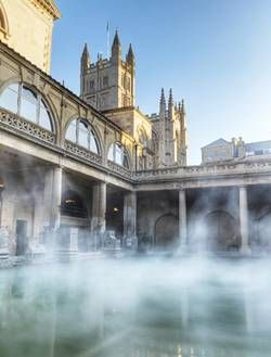 Photo credit:  The Romans Baths Bath