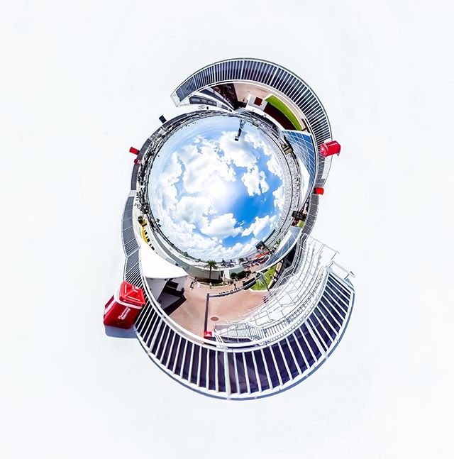 Twist This. . . . . . . @nascar @disupdates @ricohtheta #daytonabeach #nascar #rickybobby #ifyourenotfirstyourelast #360 #360sphere #photosphere #littleplanet #tinyplanet #360planet #ricohtheta #ricohthetas #theta360 #theta360official #photography #360photo #lifeis360 #lifein360 #the360experience #experiencedesign