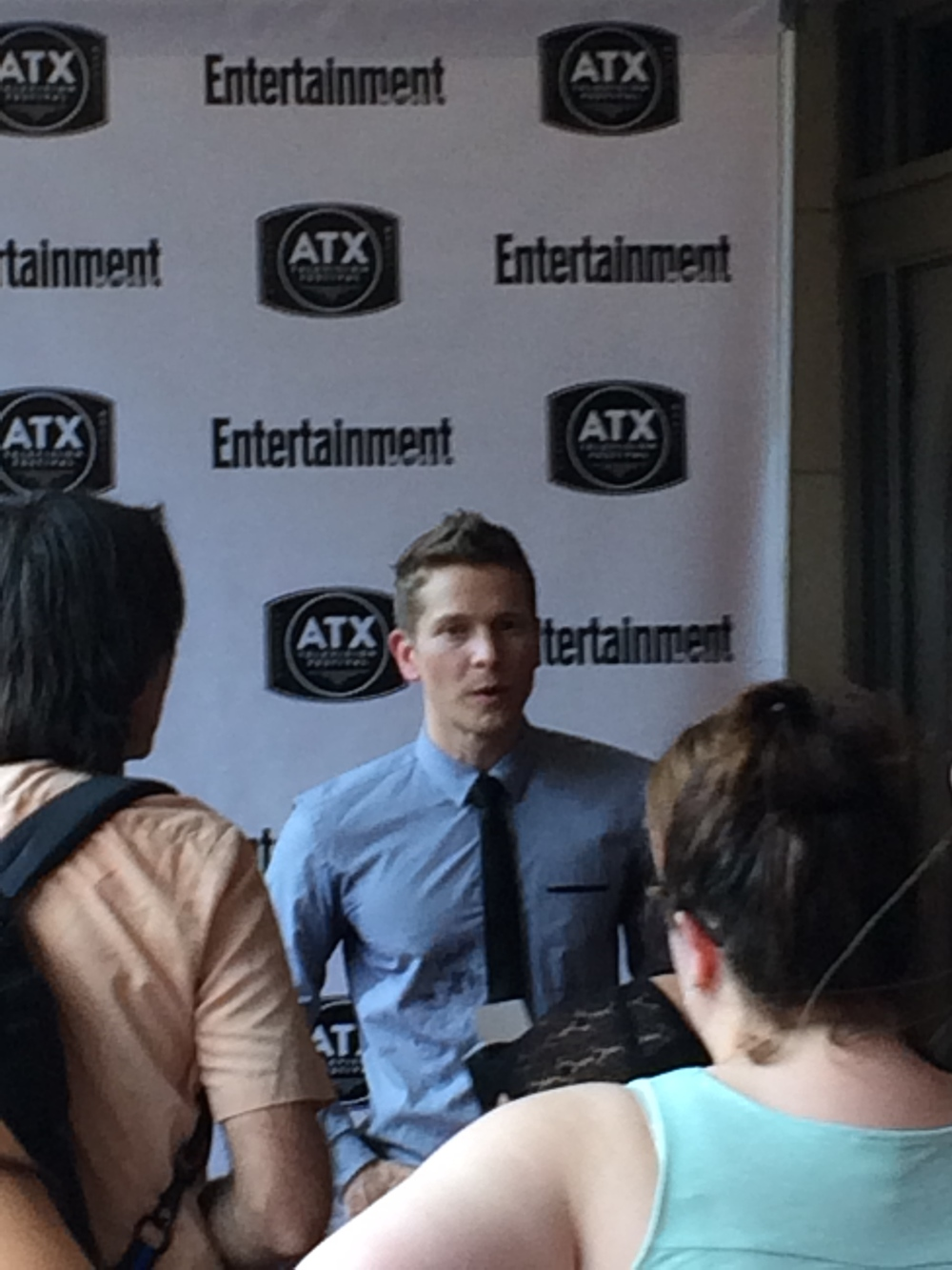 ATX TV Festival Gilmore Girls Reunion with Matt Czuchry