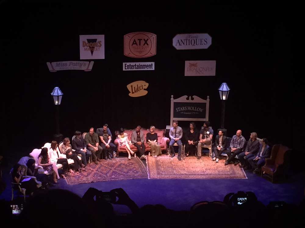 The Gilmore Girls Reunion at the ATX TV Festival
