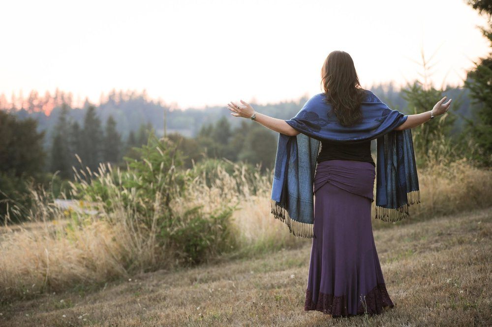 Michelle Hawk, Shaman, Reiki Master in Portland, OR