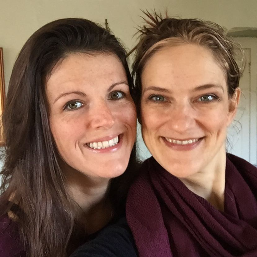 Shamans Michelle Hawk and Katherine Bird Shaman Sister Sessions