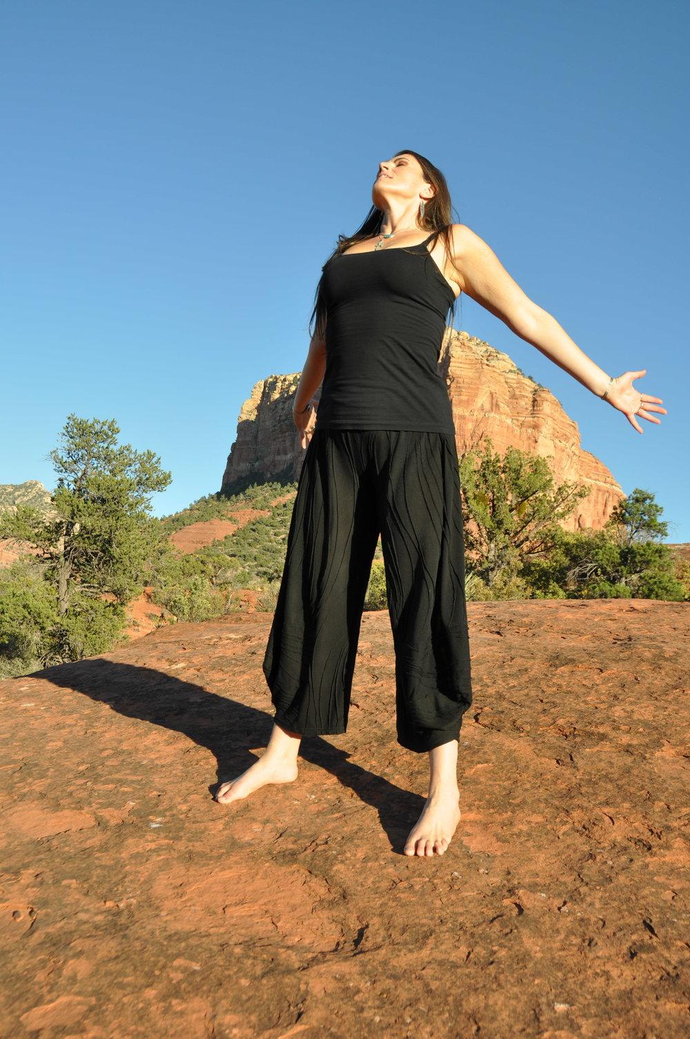 Michelle Hawk Shaman Portland Sedona Reiki Master Healer Teacher