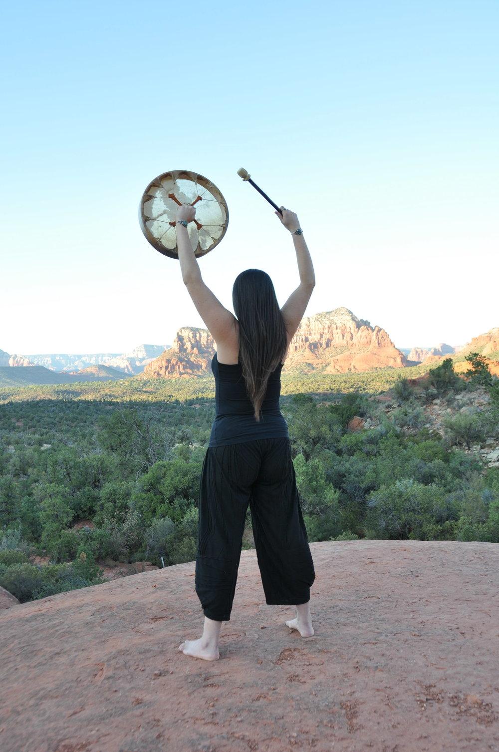 Michelle Hawk Shaman Reiki Master Code Activation
