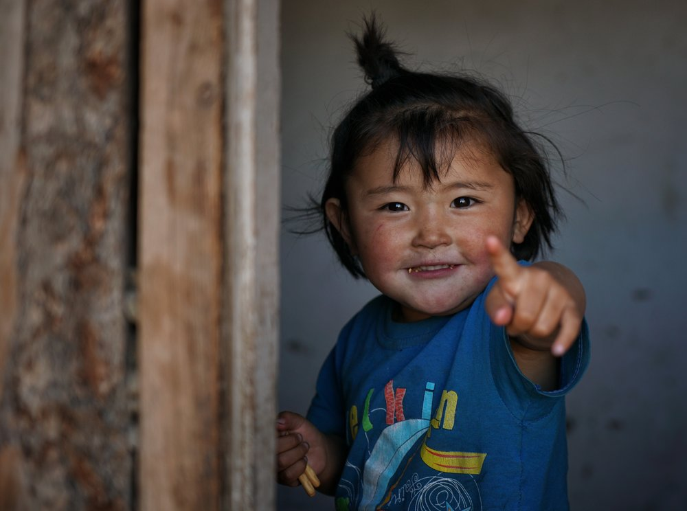 Welcome to Mongolia ! -