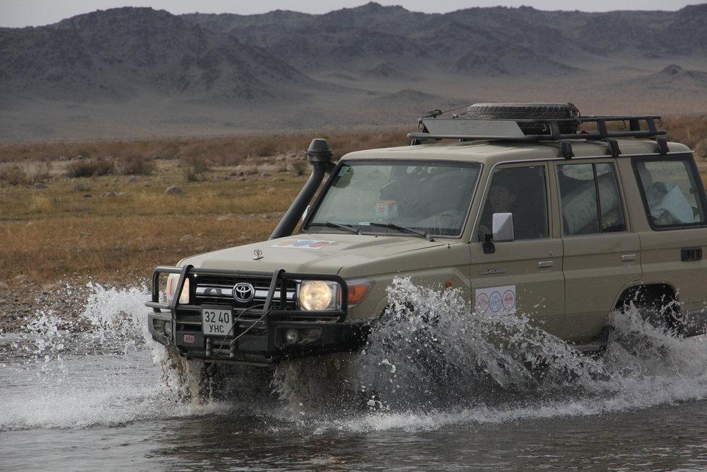outdoor activity mongolia
