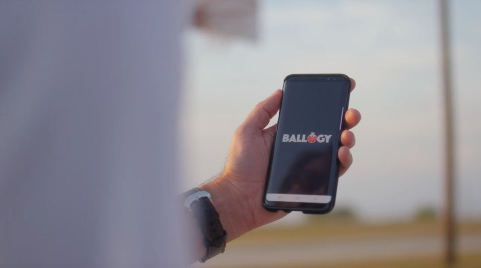 Austin Film Production Ballogy App Launch