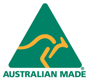 Australian Made   The product has been substantially transformed here (not just packaged or assembled)