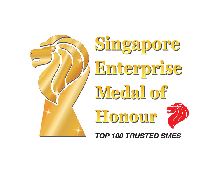 Singapore Enterprise Association- Top 100 Trusted SMES   Singapore Enterprise Association is a body promoting entrepreneurial activities, giving advice and encouragement to SMEs with the long-term goal of seeing Singapore's enterprises succeed on a global scale. With rapid globalization, automation and the rise of disruptive technologies, enterprises are facing tremendous global competition and disruption, thus the needs for new business and management strategies are also rapidly increasing.