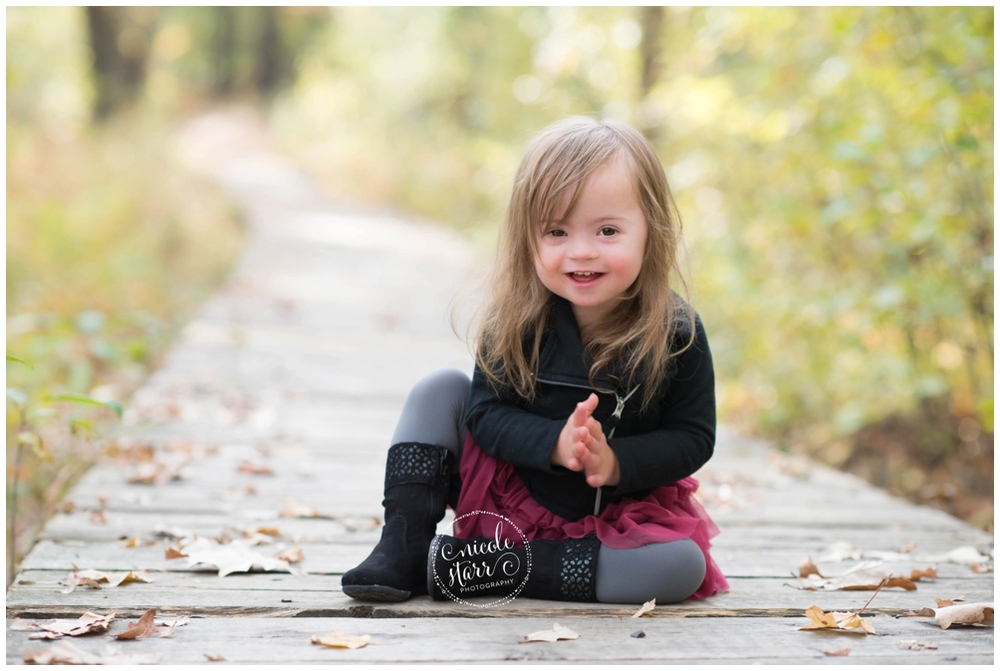 Nicole Starr Photography | Boston photographer gives sessions to families with Down syndrome