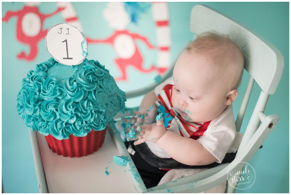 boston baby photographer dr seuss cake smash_0015