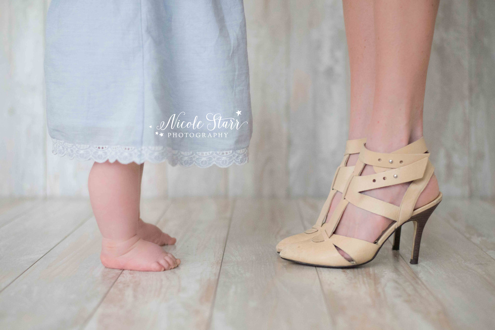 classic mother and baby photo session with albany family photographer