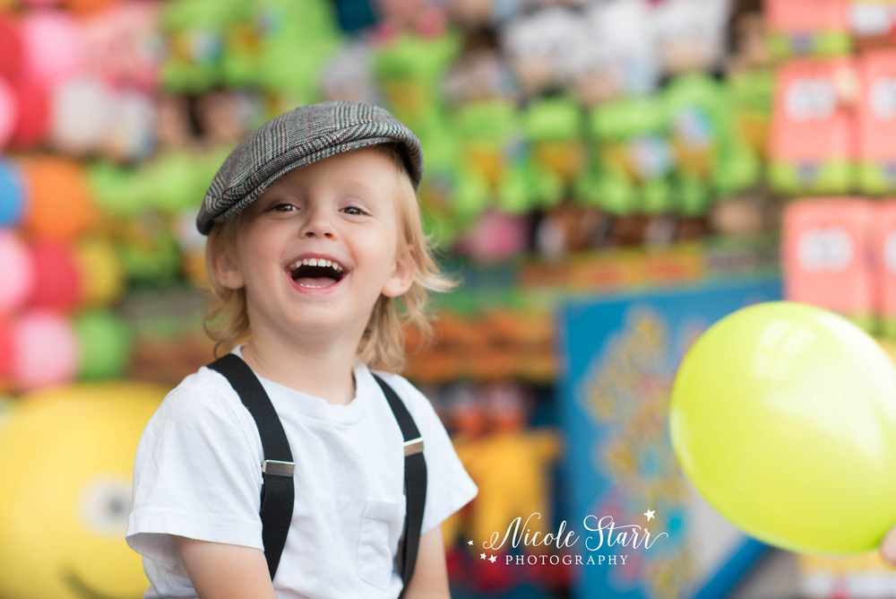 colorful photo shoot at the fair saratoga springs child photographer.jpg