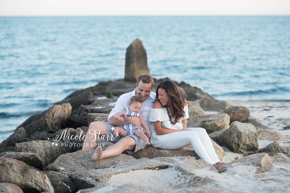 Cape Cod family photos beach photographer