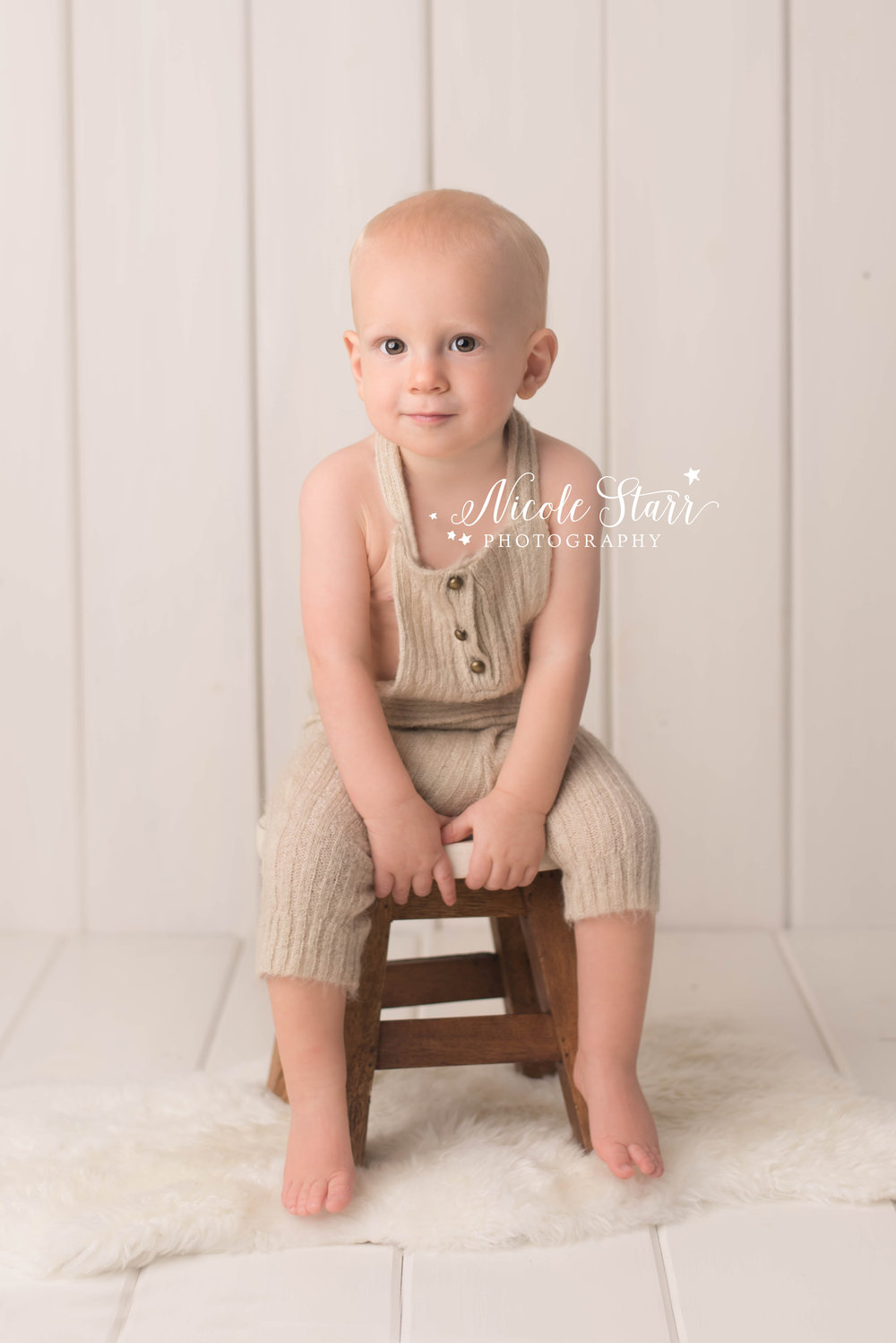 saratoga springs baby portrait session