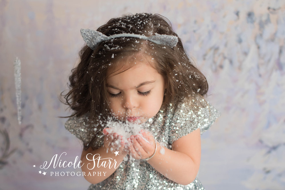 boston and saratoga springs holiday photo session