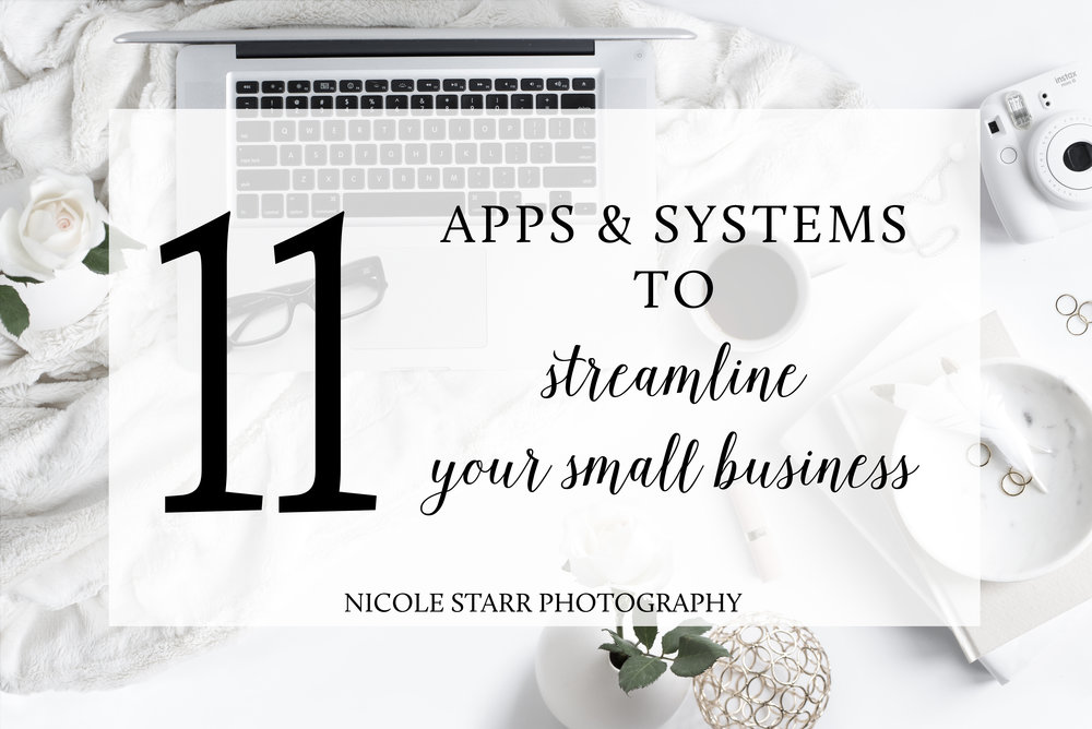 helpful apps and tips for creative small business owners
