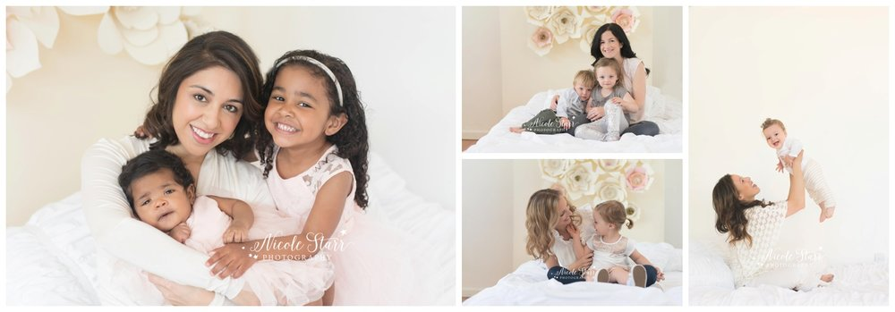 mother's day photo sessions, mommy and me portrait session
