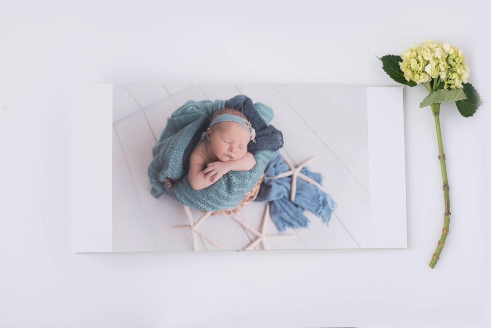 Nicole Starr Photography | Saratoga Springs, NY | Nautical newborn photographer