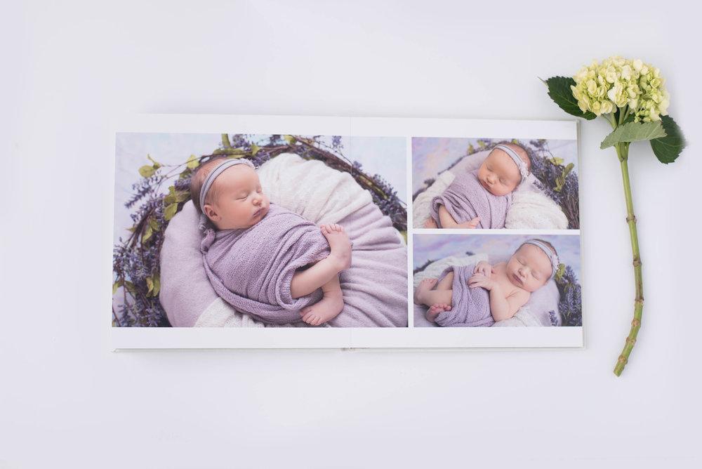 Nicole Starr Photography | Saratoga Springs, NY | Springtime newborn photographer
