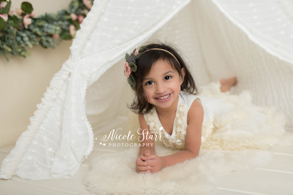 Nicole Starr Photography | Saratoga Springs, NY | studio session | child's photographer