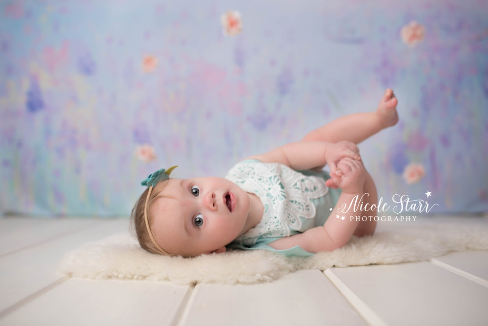 Nicole Starr Photography | Saratoga Springs, NY | milestone | children's photographer