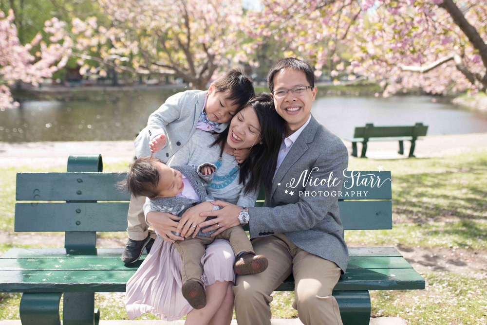 Saratoga Springs Family Photographer Boston Family Photographer