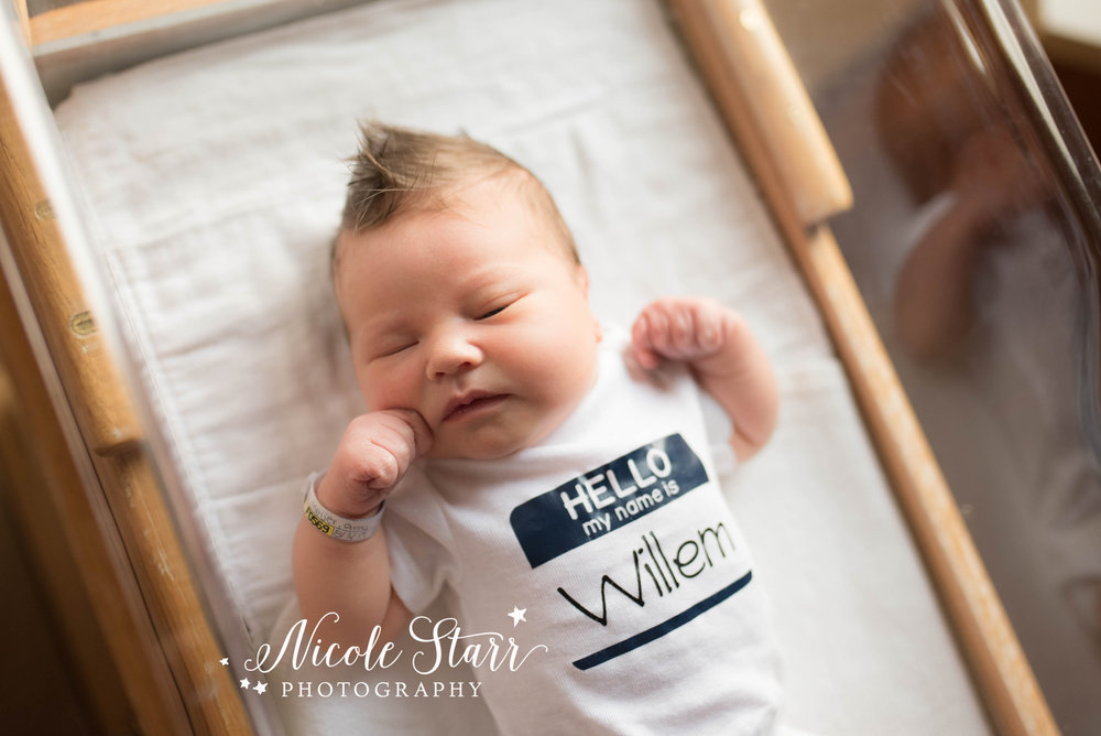 Nicole Starr Photography | Saratoga Springs Fresh 48 Photographer | Boston Fresh 48 Photographer | Fresh 48 Session | Hospital Photography Session