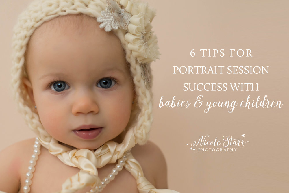 portrait session success tips