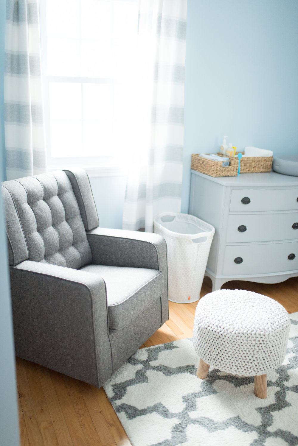 Baby boy nursery decor and inspiration  |  Nicole Starr Photography  |  Saratoga Springs and Boston Baby Photographer