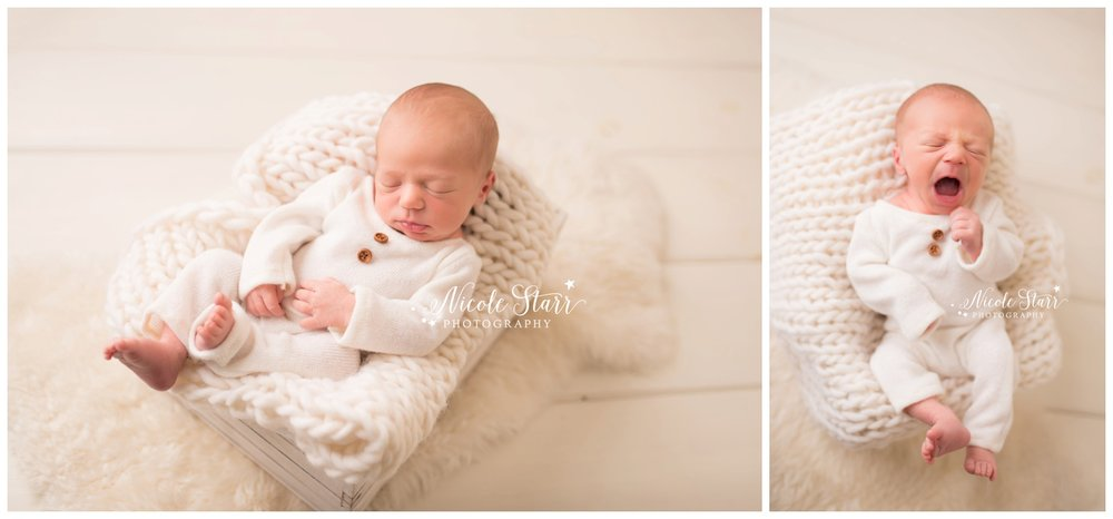 Nicole Starr Photography  |  Saratoga Springs and Boston Newborn Photographer