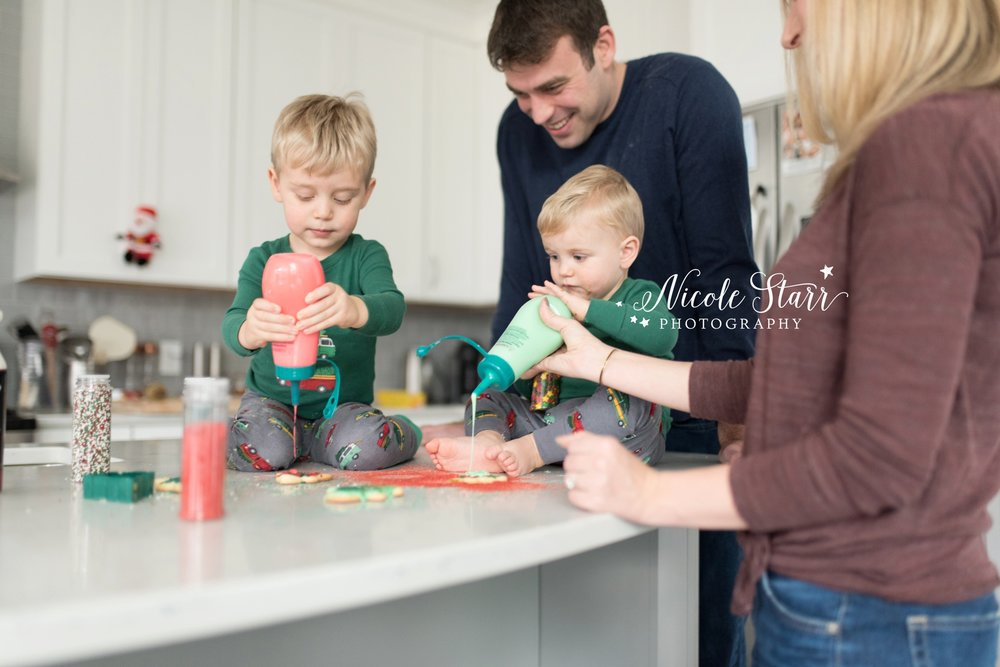nicole starr photography, saratoga springs lifestyle photographer, holiday cookie baking photoshoot_0006.jpg