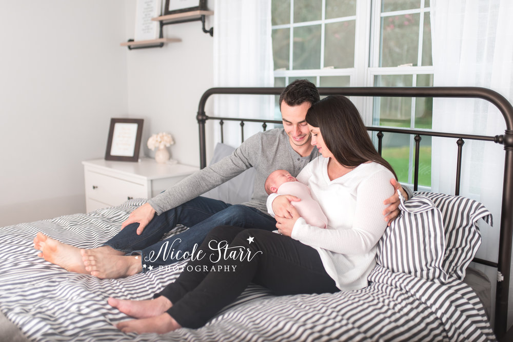 Nicole Starr Photography | Saratoga Springs Newborn Photographer | Boston Newborn Photographer | Upstate NY Newborn Photographer | Newborn Photographer | Delmar NY Newborn Photographer | Loudonville NY Newborn Photographer | client wardrobe, what to wear to your maternity session, outfits for newborn moms, photoshoot outfits