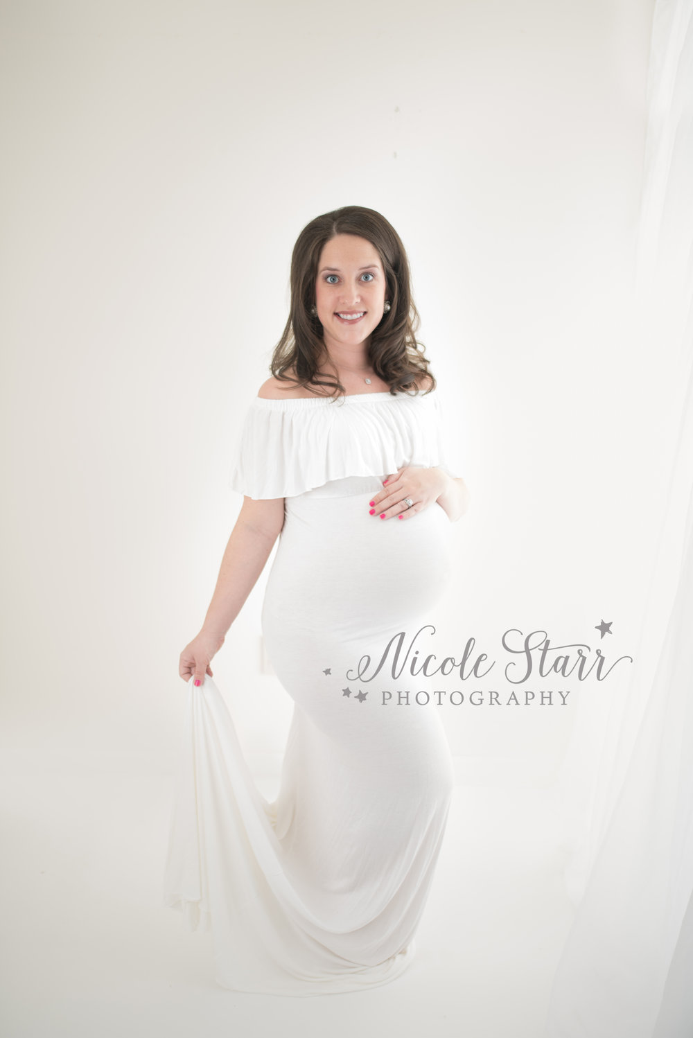 Nicole Starr Photography | Saratoga Springs Maternity Photographer | Boston Maternity Photographer | Upstate NY Maternity Photographer | Maternity Photographer | Maternity session | Maternity dress | Delmar NY Maternity Photographer | Loudonville Maternity Photographer | client wardrobe, what to wear to your maternity session, outfits for newborn moms, photoshoot outfits
