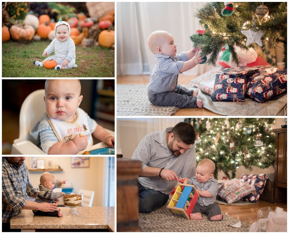 Nicole Starr Photography  |  Saratoga Springs baby photographer