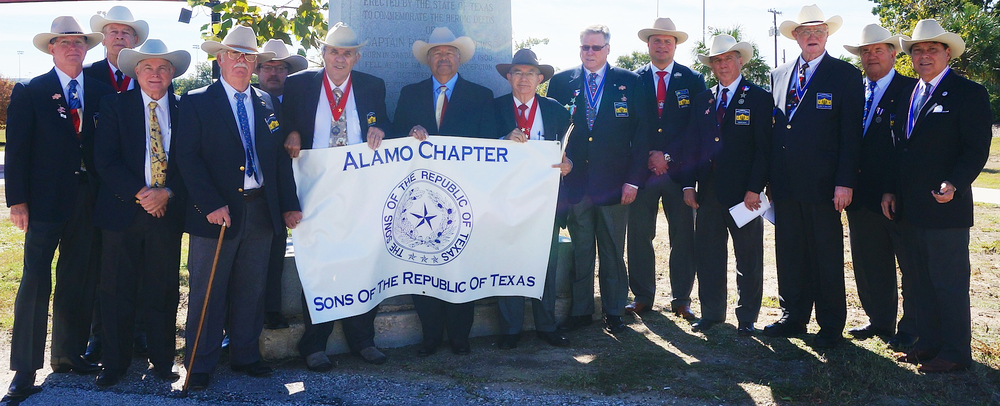 "The Alamo Chapter gathers for the 7th time to honor The Battle of Concepción which was fought on October 28, 1835, between Mexican troops under Colonel Domingo Ugartechea and Texian insurgents led by James Bowie and James Fannin. The 30-minute engagement which has been described as ""the first major engagement of the Texas Revolution"", occurred on the grounds of Mission Concepción, 2 miles south of what is now Downtown San Antonio in the U.S. state of Texas."